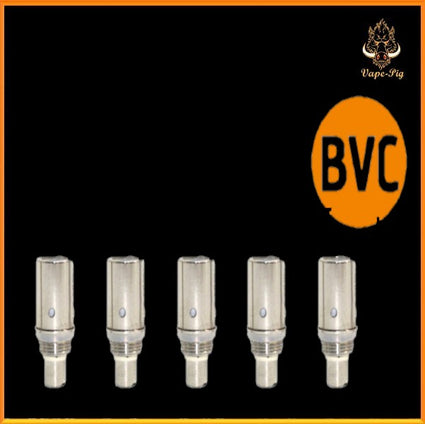 Aspire BVC Coils 1.8 oHm - 5 Pack
