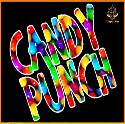 Candy Punch concentrate 20ml