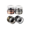 Chuff enuff drip tip (Glass + Stainless Steel)