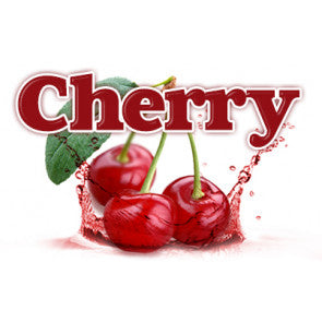 Cherry  flavoured concentrate 20ml