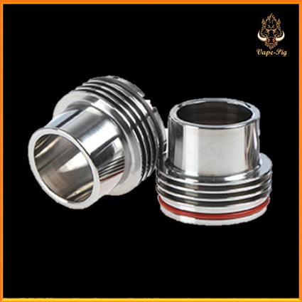 Chuff enuff drip tip A (Stainless Steel)