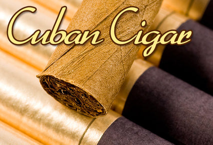 100ML Cuban Cigar e-liquid (0mg)