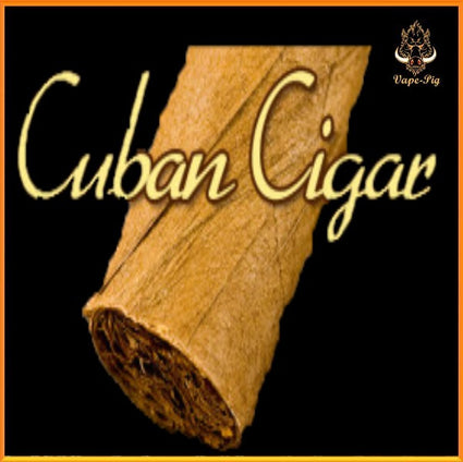 Cuban Cigar e-liquid