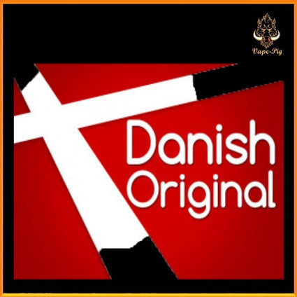 100ML Danish Original e-liquid (0mg)
