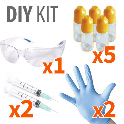 DIY Kit - Mix juices by yourself