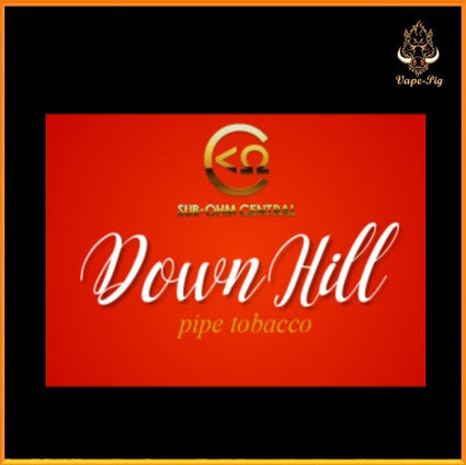 Down Hill - tobacco e-liquid