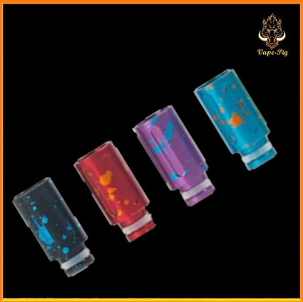 510 Aluminium Splash drip tips