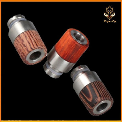 510 Short wood drip tips
