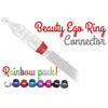 Beauty Ego Ring Connectors (Rainbow Pack)