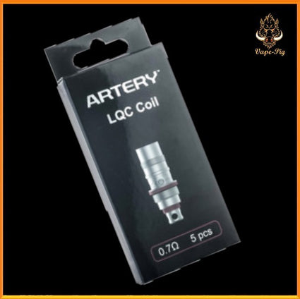 Artery Lady Q - replacement coils (5x)
