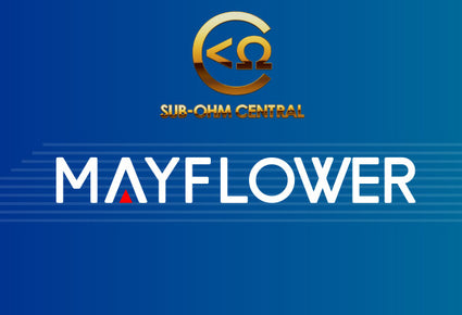 100ML Mayflower (0mg) - SPECIAL PRICE