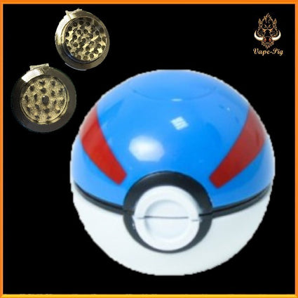 POKEMON GRINDER BLUE