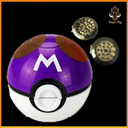 POKEMON GRINDER PURPLE