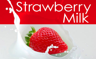 Strawberry Milk concentrate 20ml