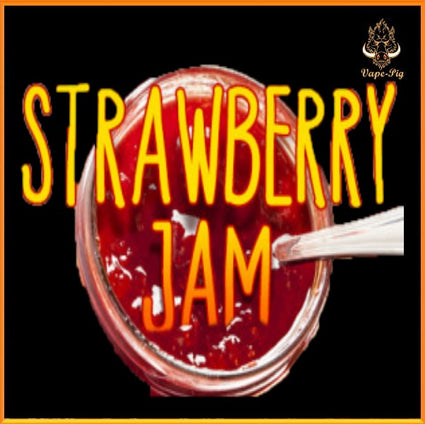 Strawberry Jam concentrate 20ml