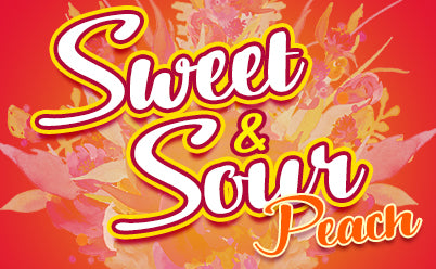 Sweet and Sour Peach concentrate 20ml