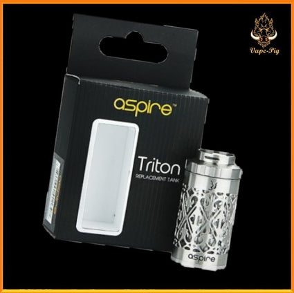 Aspire triton hollowed out sleeve