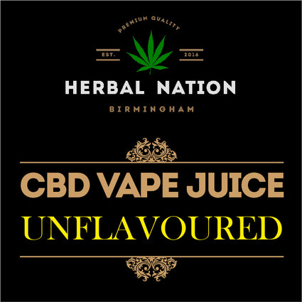 CBD oil * Unflavoured *