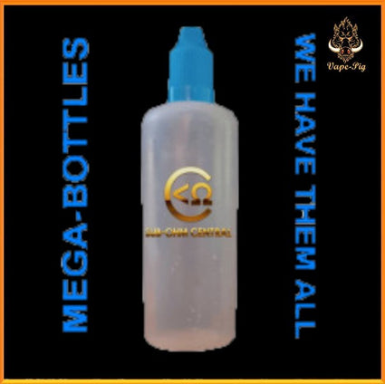YOUR OLD FAVOURITES TOBACCO MEGA BOTTLE: 60ml to 100ml DIY E-LIQUID - SPECIAL PRICE