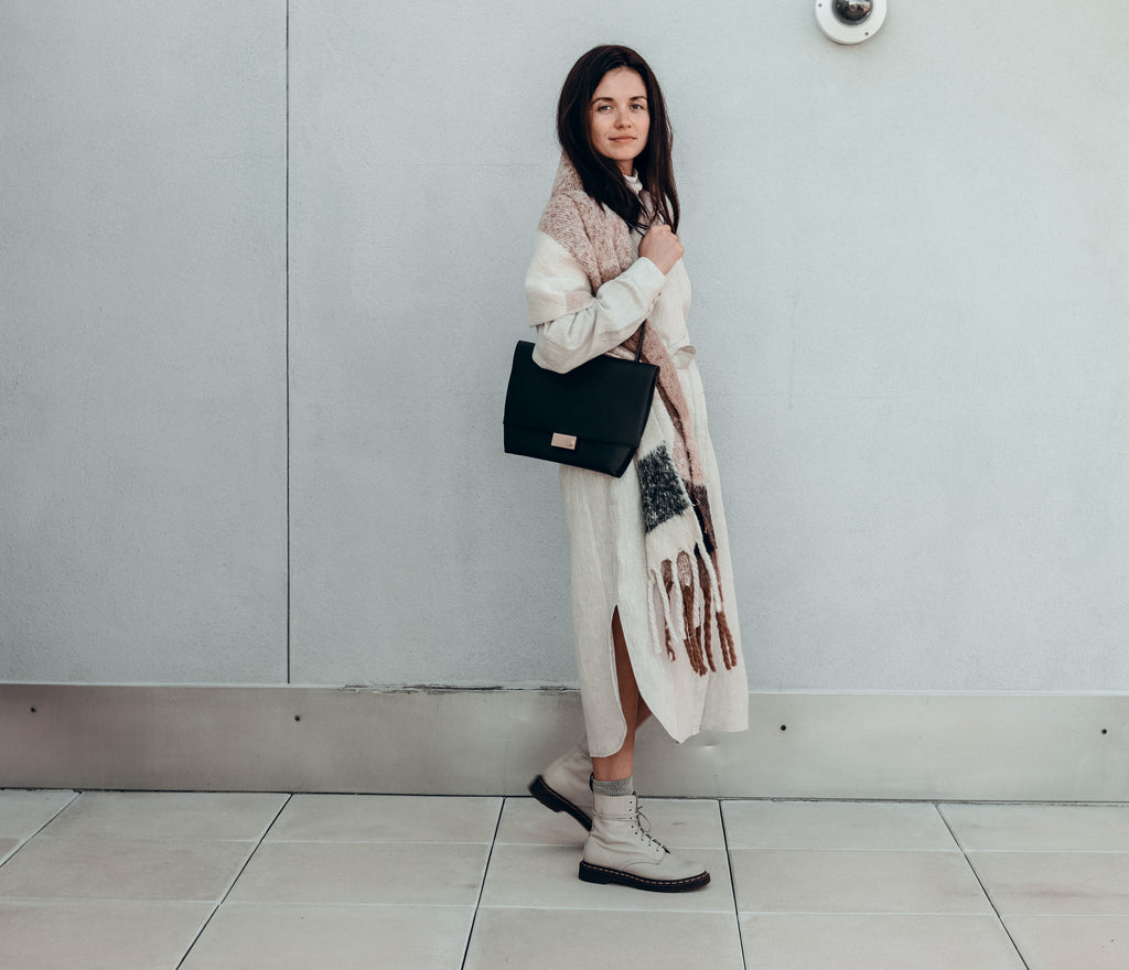how to wear linen in the fall 3