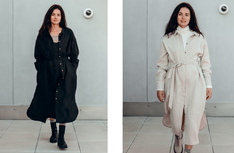 how to wear linen in the fall 4