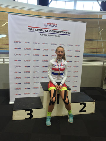 Elynor Backstedt British Champion