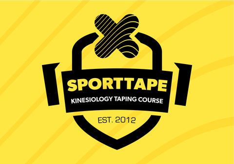 SPORTTAPE Academy - CPD Taping Courses