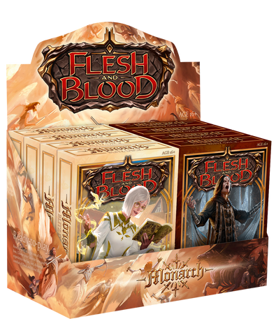blitz deck flesh and blood tales of aria monarch boltyn lexi first edition