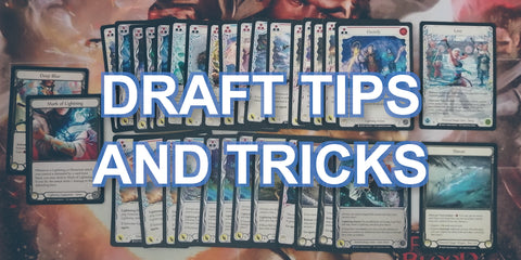 flesh and blood guide to limited play sealed and draft tips and tricks