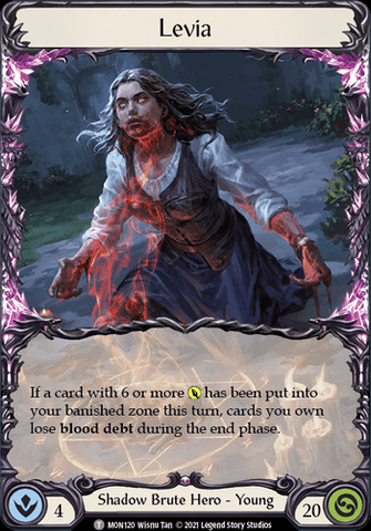 why-you-should-play-flesh-and-blood-fab-magic-omens-first-edition levia hero