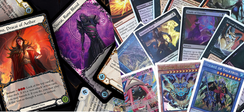 why-you-should-play-flesh-and-blood-fab-magic-omens-first-edition pokemon mtg ygo
