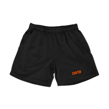 Load image into Gallery viewer, Bigger Love Shorts (Black)