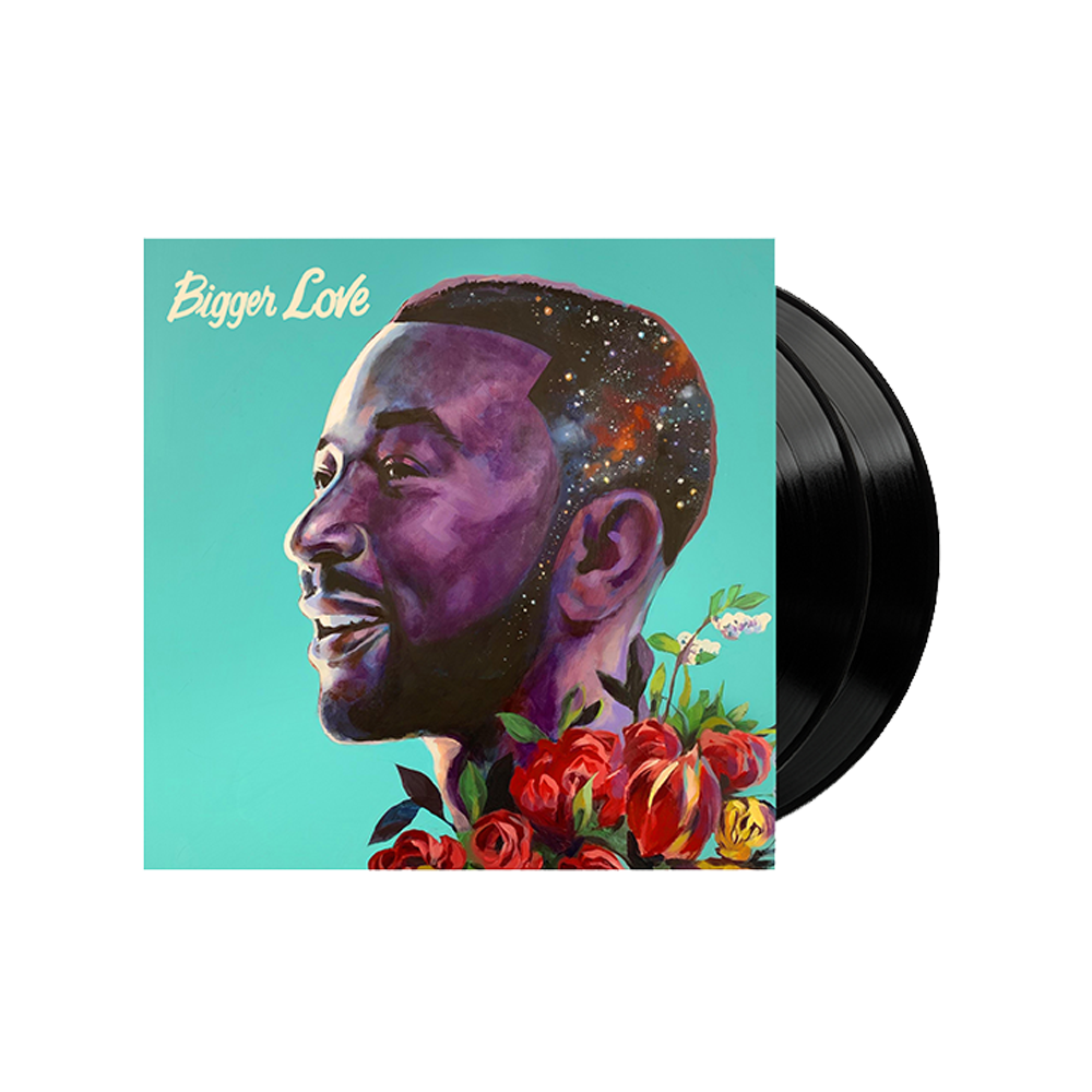 Bigger Love Vinyl + Digital Album