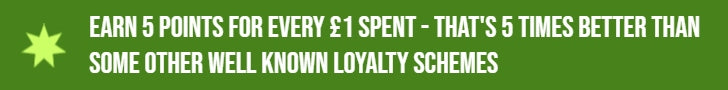 Earn more points with Norfolk Deli Perks