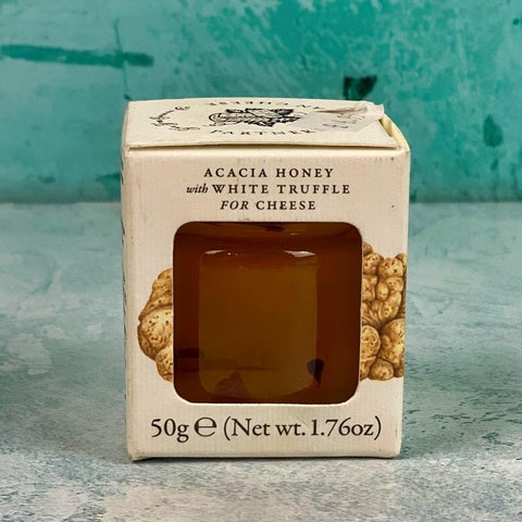 Acaica White Truffle Honey available from The Norfolk Deli