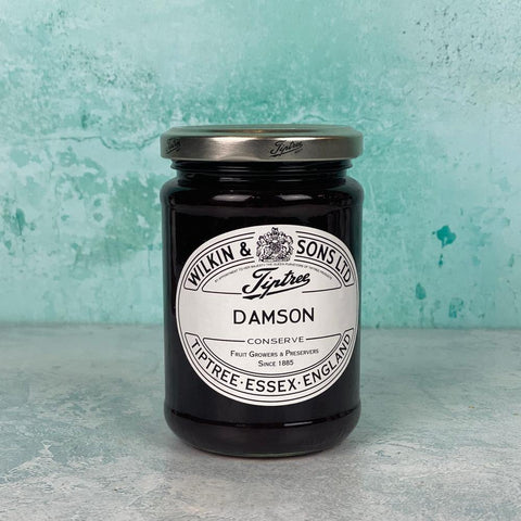 Damson Conserve (with srones)