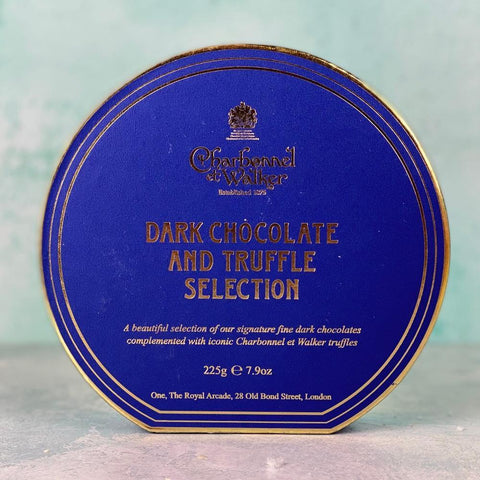 Dark Chocolate & Truffles Selection