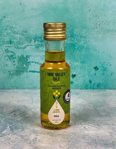 Dill Infused Oil 100ml