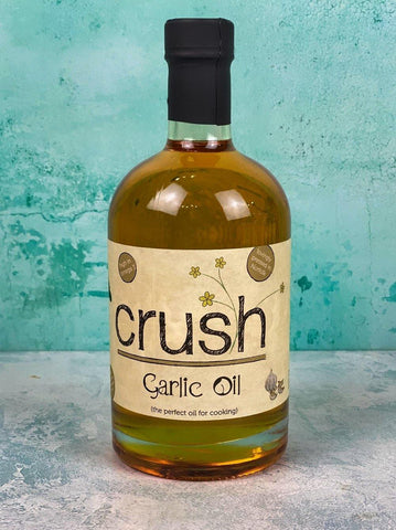 Garlic infused Rapeseed Oil