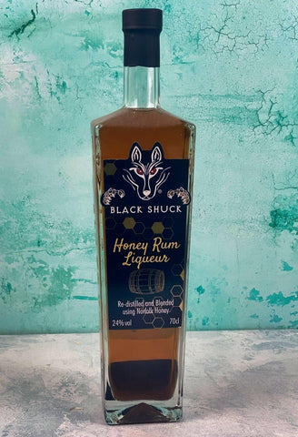 Honey Rum Liqeuur