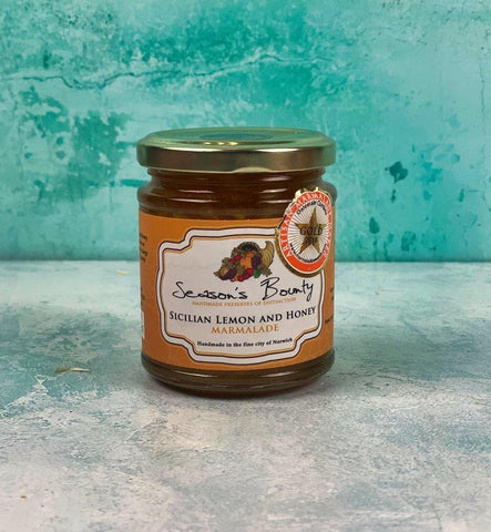 Scilian Lemon & Honey Marmalade