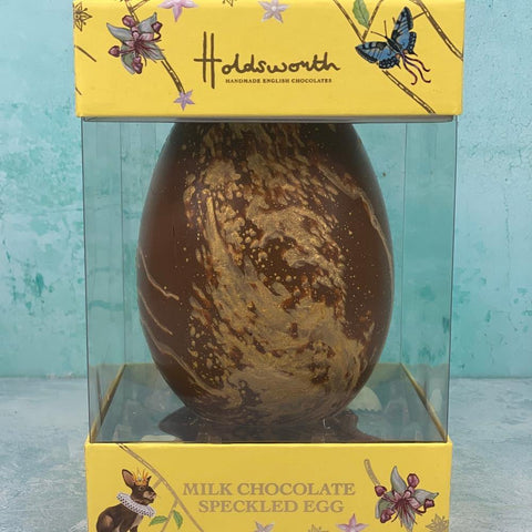 Milk Chocolate Speckled Egg