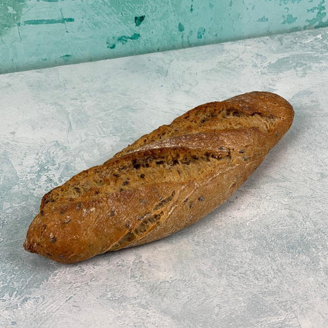 Multi-grain demi baguette