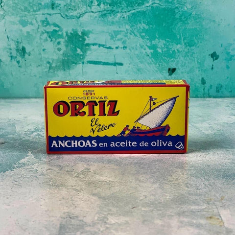 Anchovies in Olive Oil 47.5g