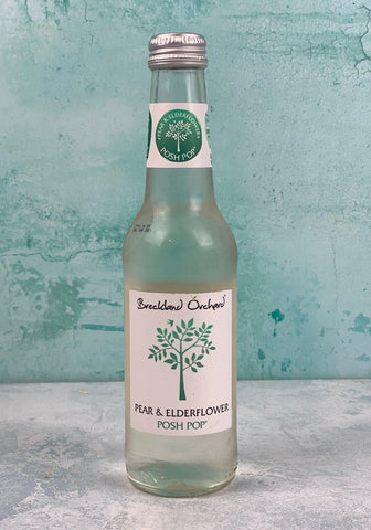 Pear and Elderflower 275ml