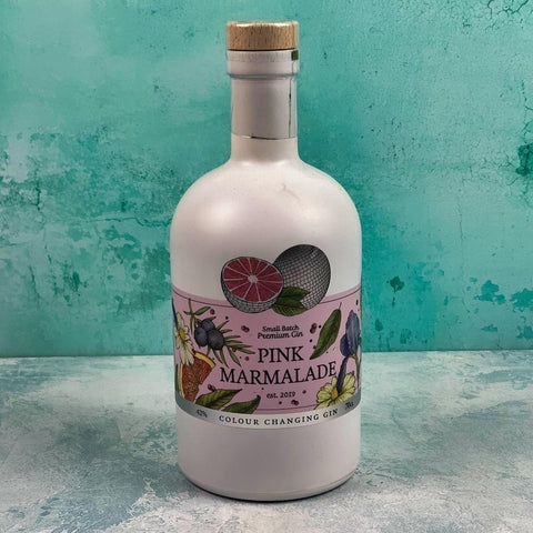 Pink Marmalade Gin 50cl