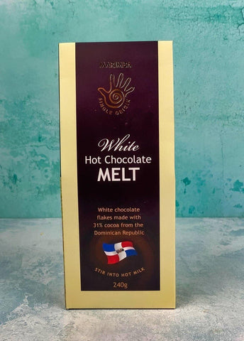 White Hot Chocolate Melt