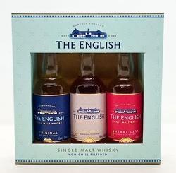 English Whisky Co Gift Box