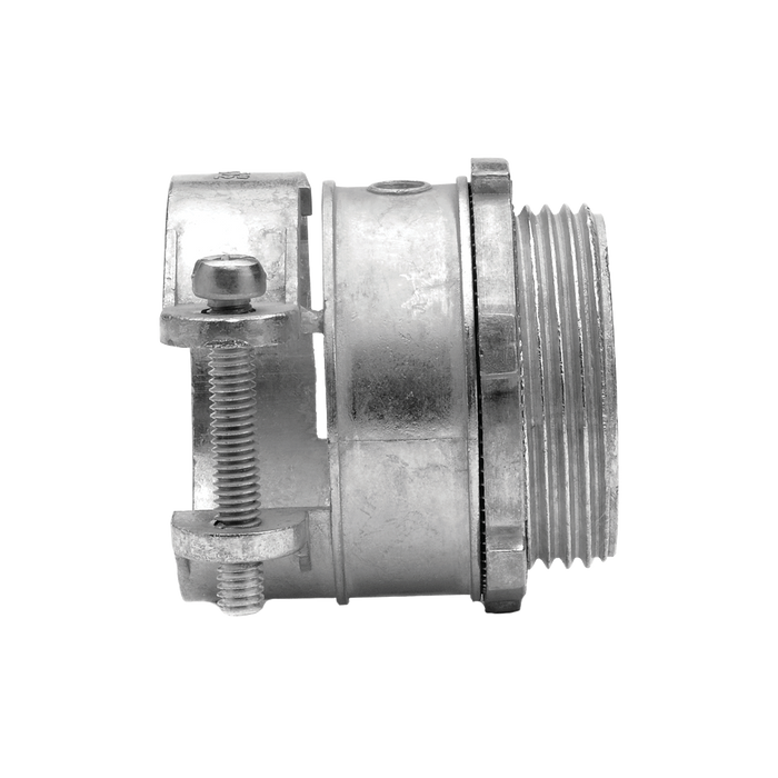 Conector Recto para Tubo Flexible 3/4