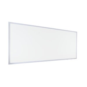 Panel Led 90W 60x120 mts  6000K Marco Aluminio QOP